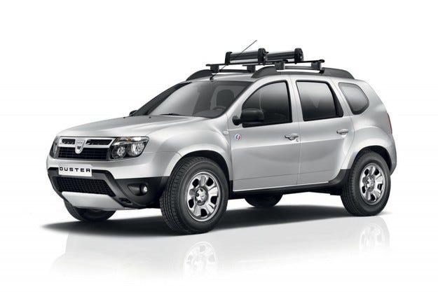 Dacia Duster ESF