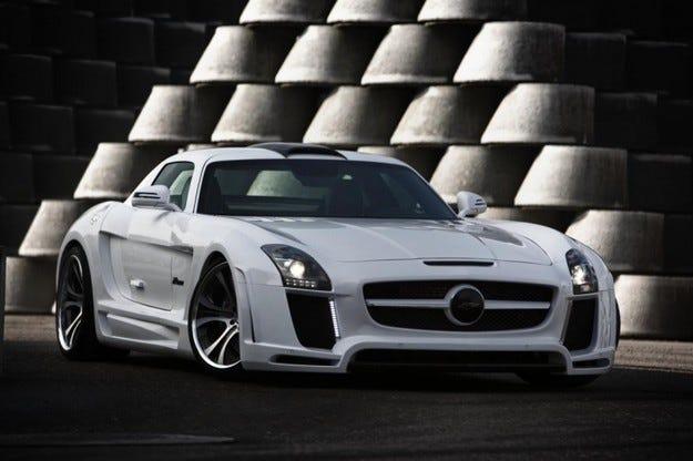 FAB DESIGN Mercedes SLS Gullstream