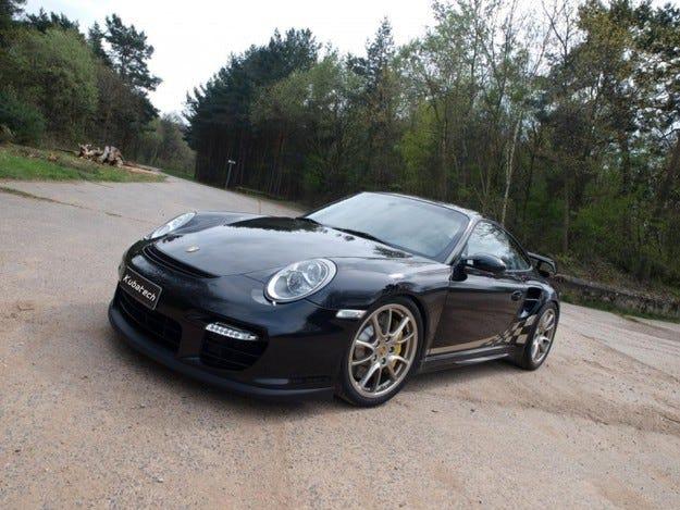 Kubatech Porsche 911 GT2