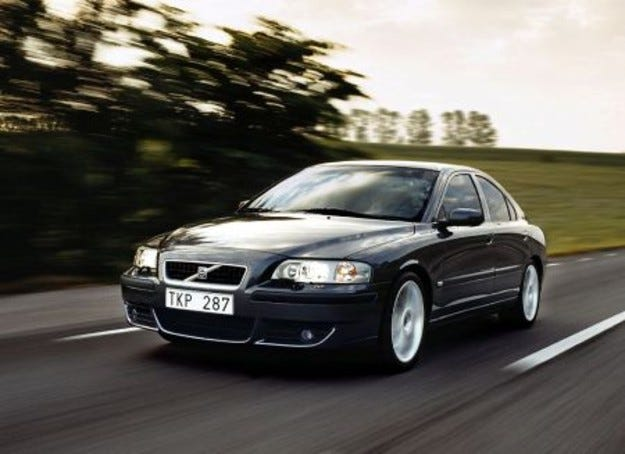 Volvo - модификация R