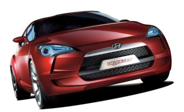 Hyundai Velostar