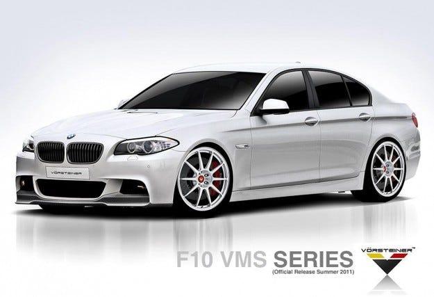 Vorsteiner BMW 5