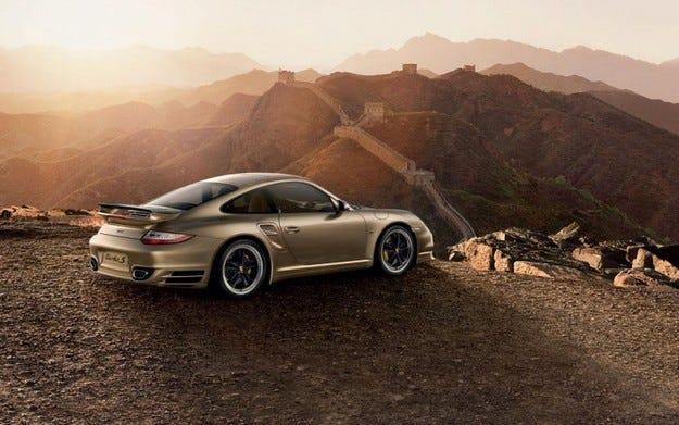 Porsche 911 10 Year Anniversary Edition