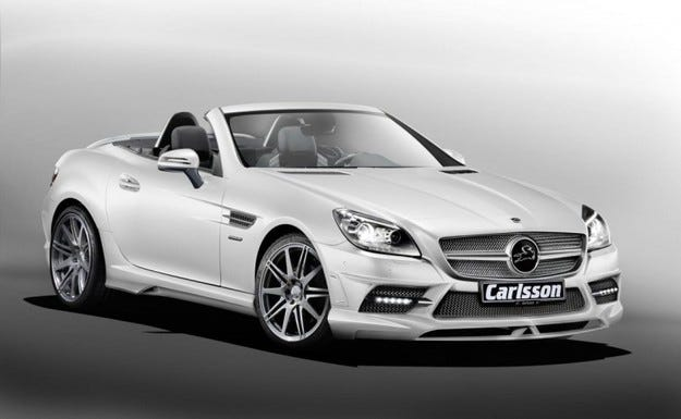 Carlsson Mercedes SLK