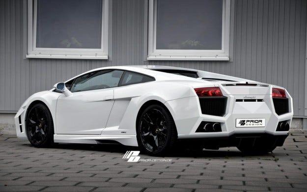 Prior Design Lamborghini Gallardo LP 560-4