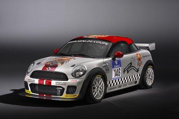 MINI JCW Coupe Endurance