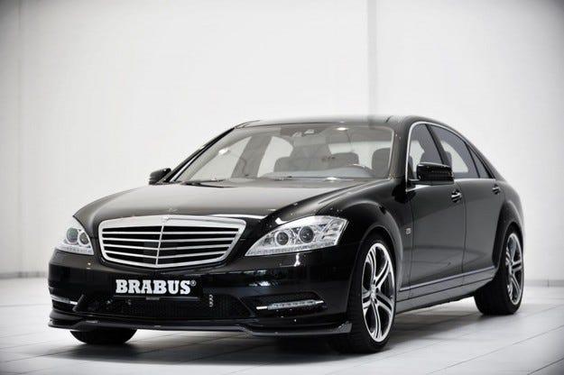 BRABUS Mercedes S-класа