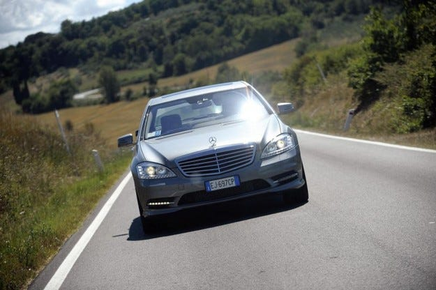 Mercedes S-Class Grand Edition