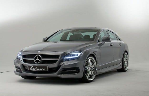Lorinser Mercedes CLS