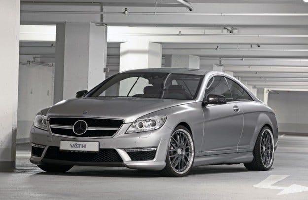 VATH Mercedes CL 63 AMG