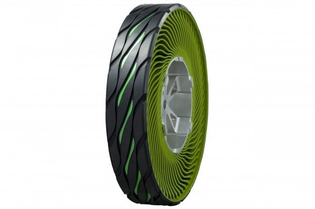 Bridgestone Non-Pneumatic Tire Technology