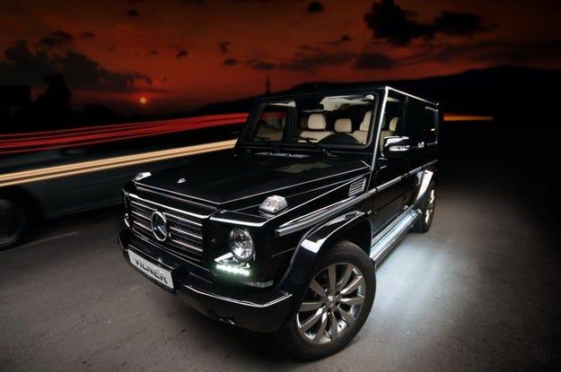 Vilner Mercedes G-класа