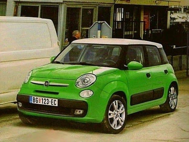 Fiat Ellezero