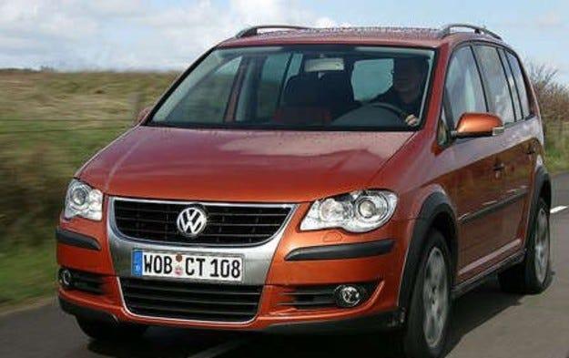VW Cross-Touran