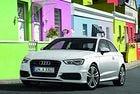 Audi A3: Три за щастие