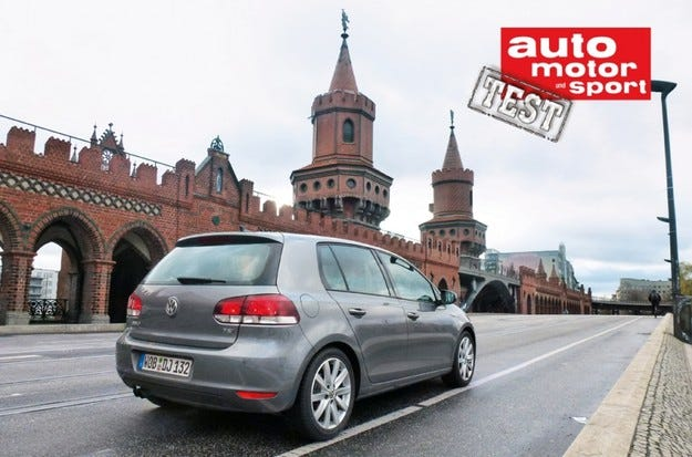 VW Golf 1.4 TSI Highline