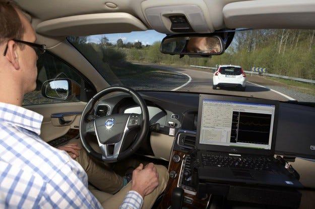 Volvo системи за безопасност