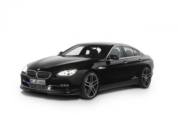 AC Schnitzer BMW 6 Gran Coupe