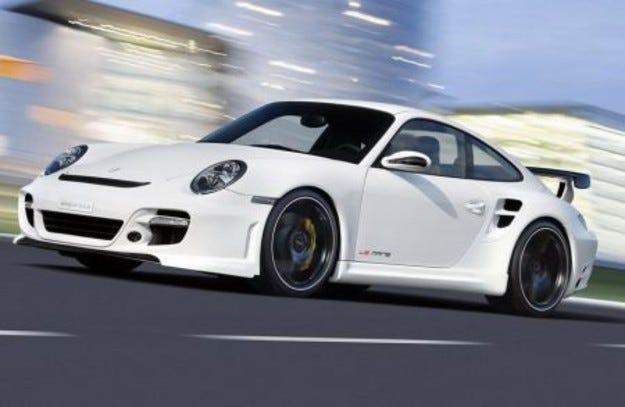 997 Porsche Turbo Le Mans 600
