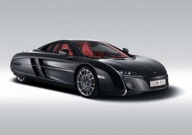 McLaren X1