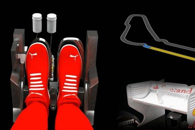 Ferrari DRS