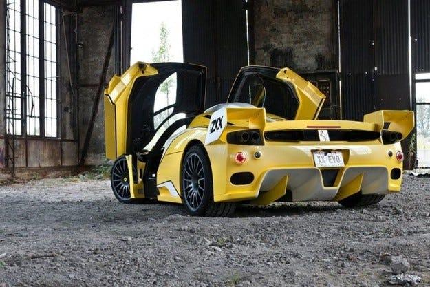 Edo Competition Ferrari Enzo ZXX