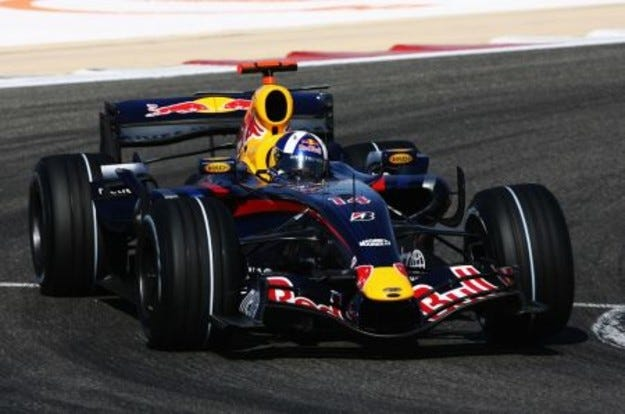 Red Bull Racing - Барселона