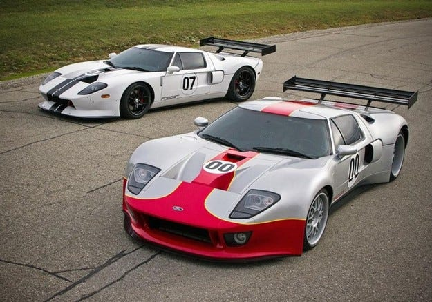 Ford GT1-S