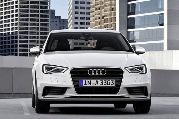 Audi А3 седан