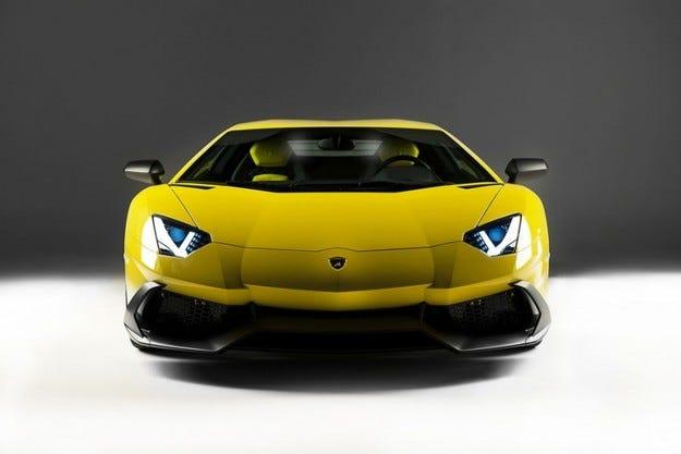 Lamborghini Aventador LP 720-4