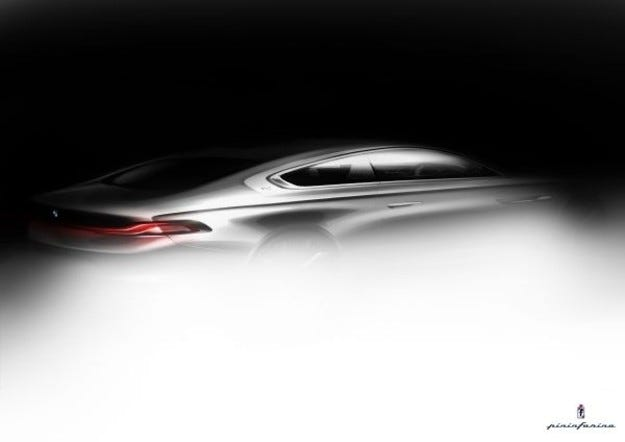 BMW Pininfarina Gran Lusso Coup?