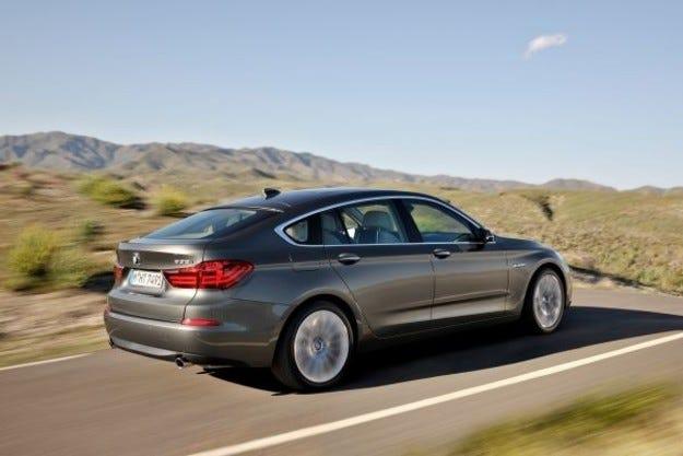 BMW Серия 5 Gran Turismo