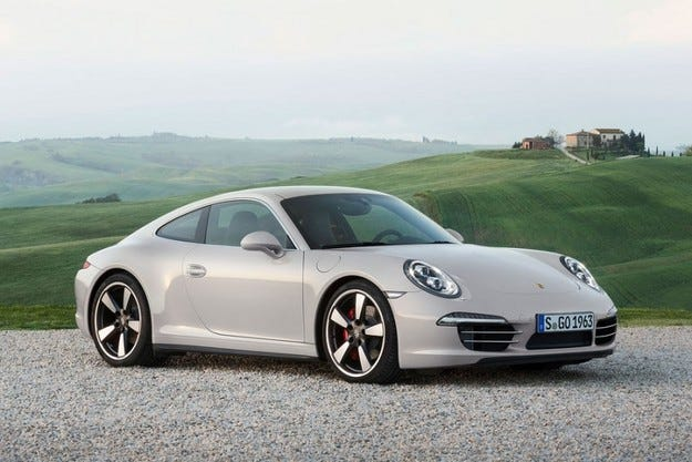 Porsche Carrera S50