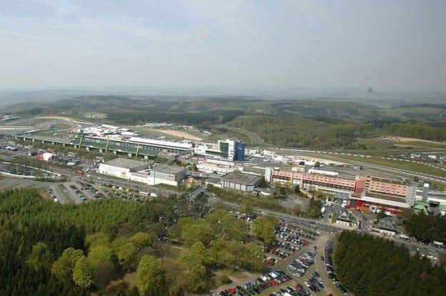 ADAC проявява интерес към пистата Нюрбургринг