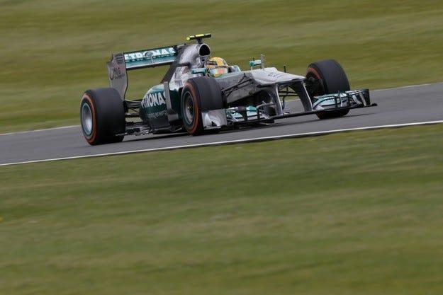 Гран при на Великобритания 2013