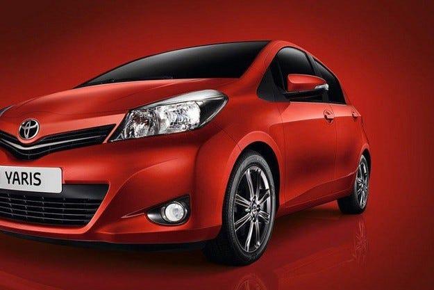 Сервизна акция за новия Yaris на Toyota