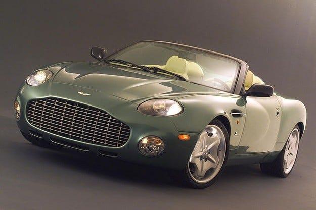 Zagato със специален юбелеен Aston Martin