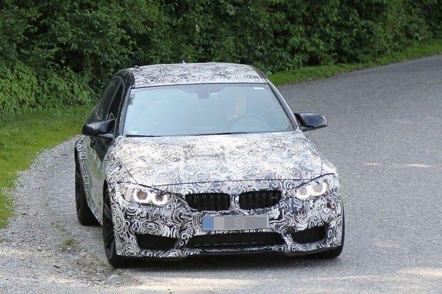 Два нови М-модела на BMW