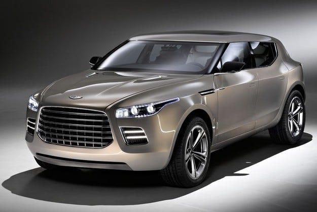 AMG ще доставя двигатели на Aston Martin