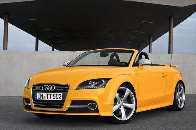 Audi TTS 500