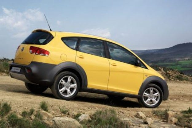 Seat Altea XL Freetrack