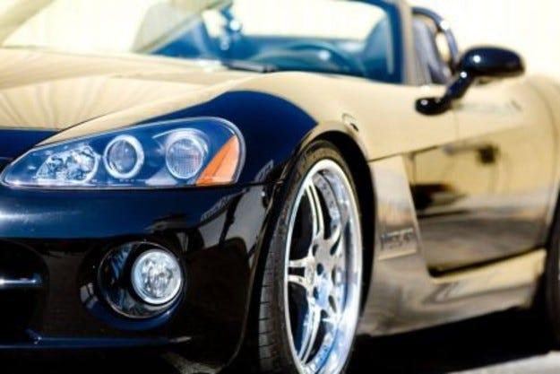 Dodge Viper Е85