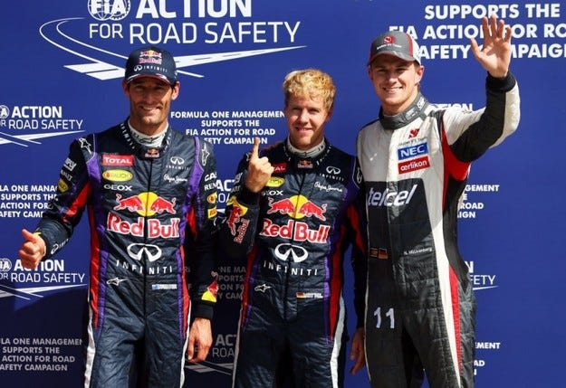 Гран при на Италия 2013