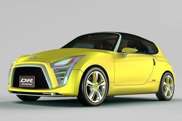Концепции от Daihatsu