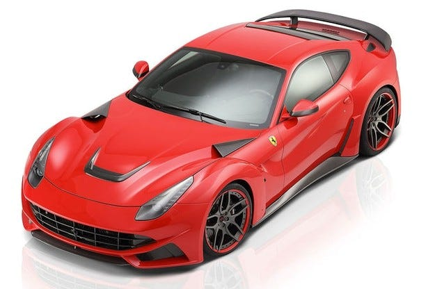 Novitec Ferrari F12 berlinetta