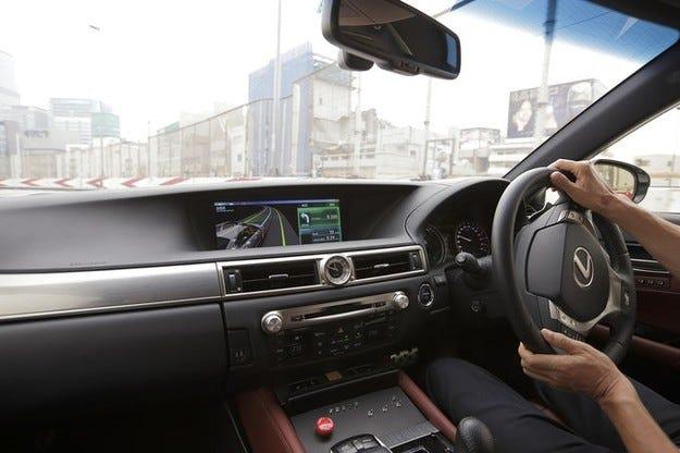 Нови асистиращи технологии от Toyota