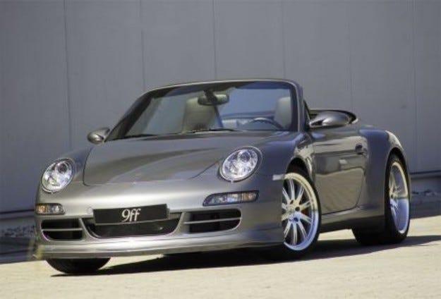 9ff 911 Turbo Convertible