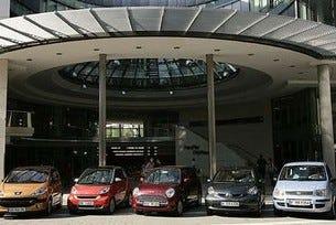 Градски автомобили