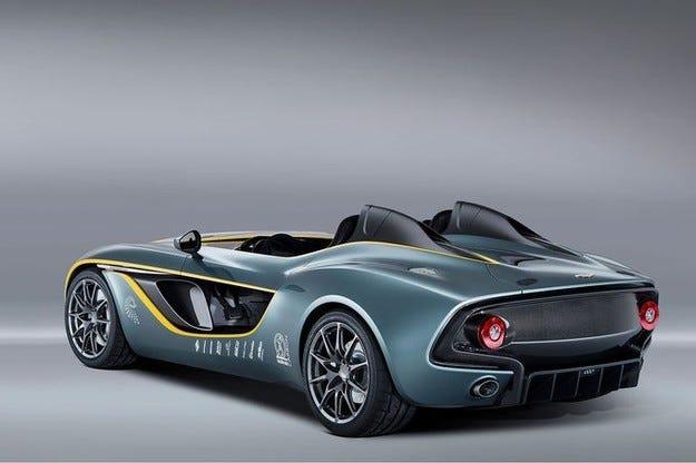 Договор между Prodrive и Aston Martin