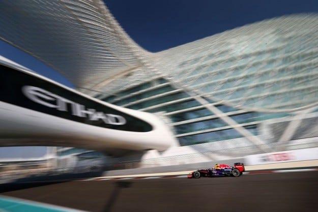 Гран при на Абу Даби 2013